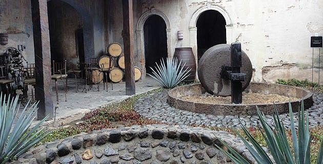Tequila pueblo Mágico