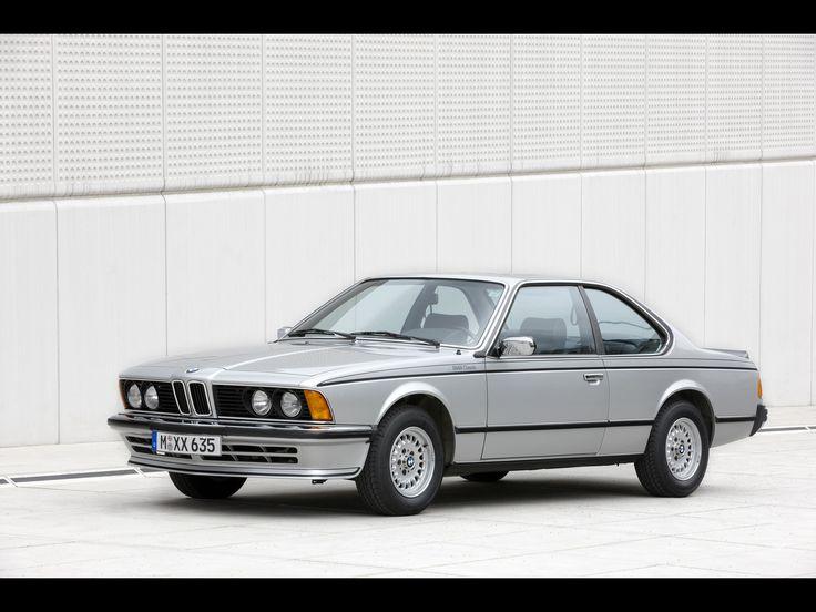 BMW 635 CSi, mine was a 1980 euro called Shadowfax