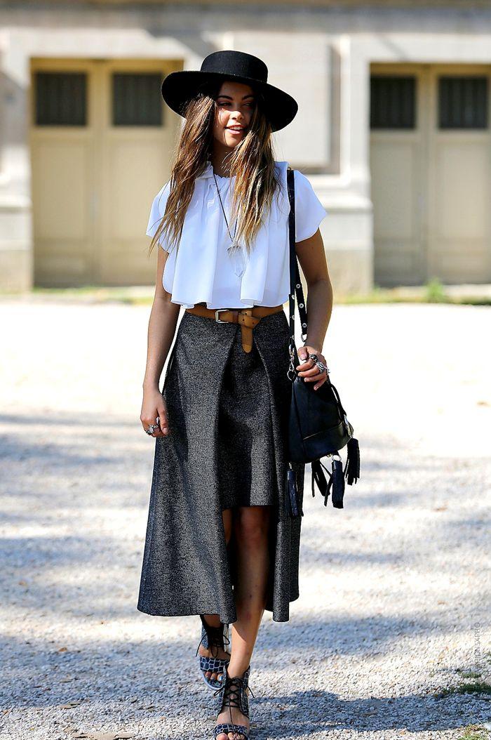 great skirt. Milan.