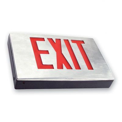 17 best ideas about red led professional headphones barron lighting die cast red led exit sign in black