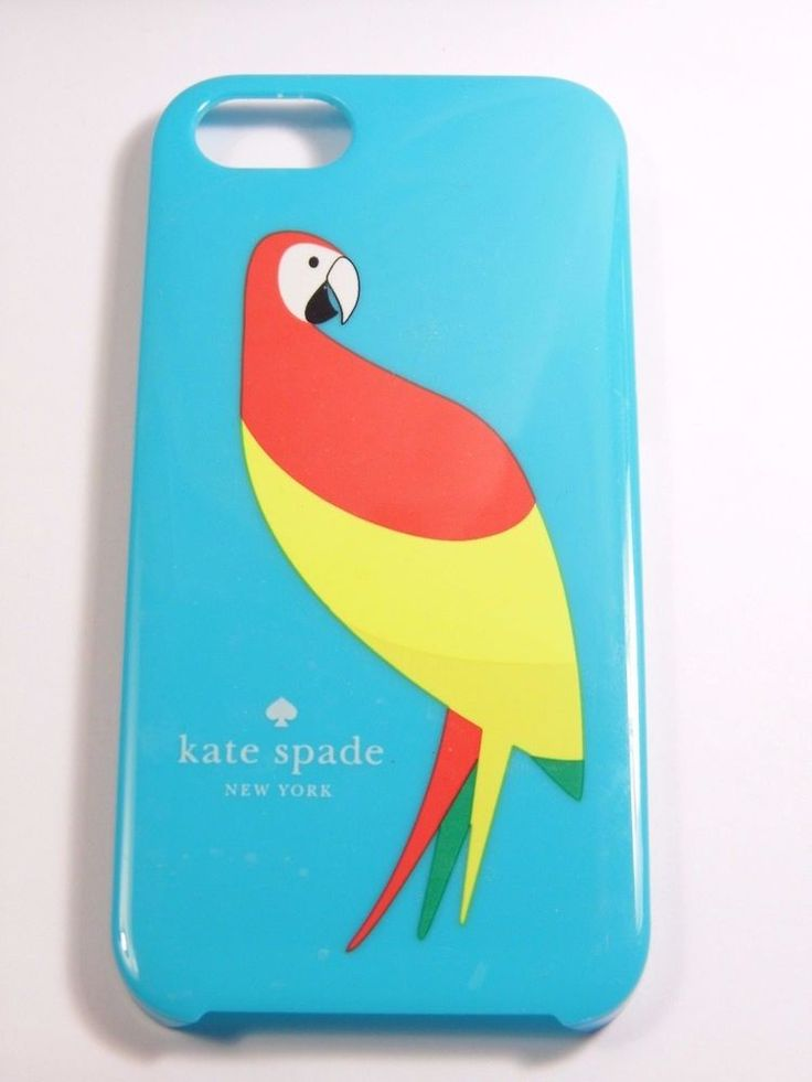 Phone Cover for iPhone 5S Pre-owned but in excellent condition!! #katespadenewyork