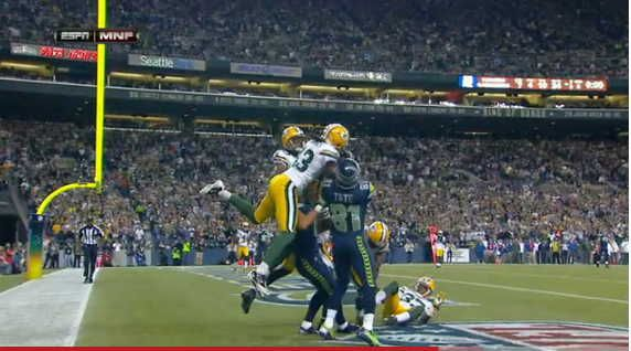 Did Replacement Refs Rob Green Bay Packers In NFL MNF?