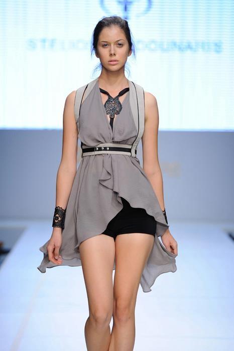 Dress by Stelios Koudounaris