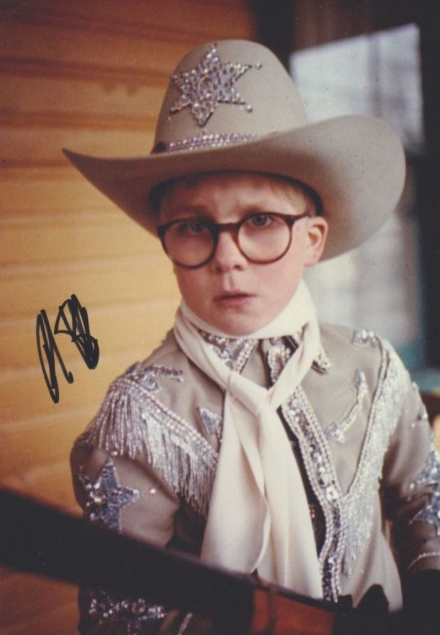 "Peter Billingsley in ""A Christmas Story"" (1984)...BWAG!... *NT* Link Picture"