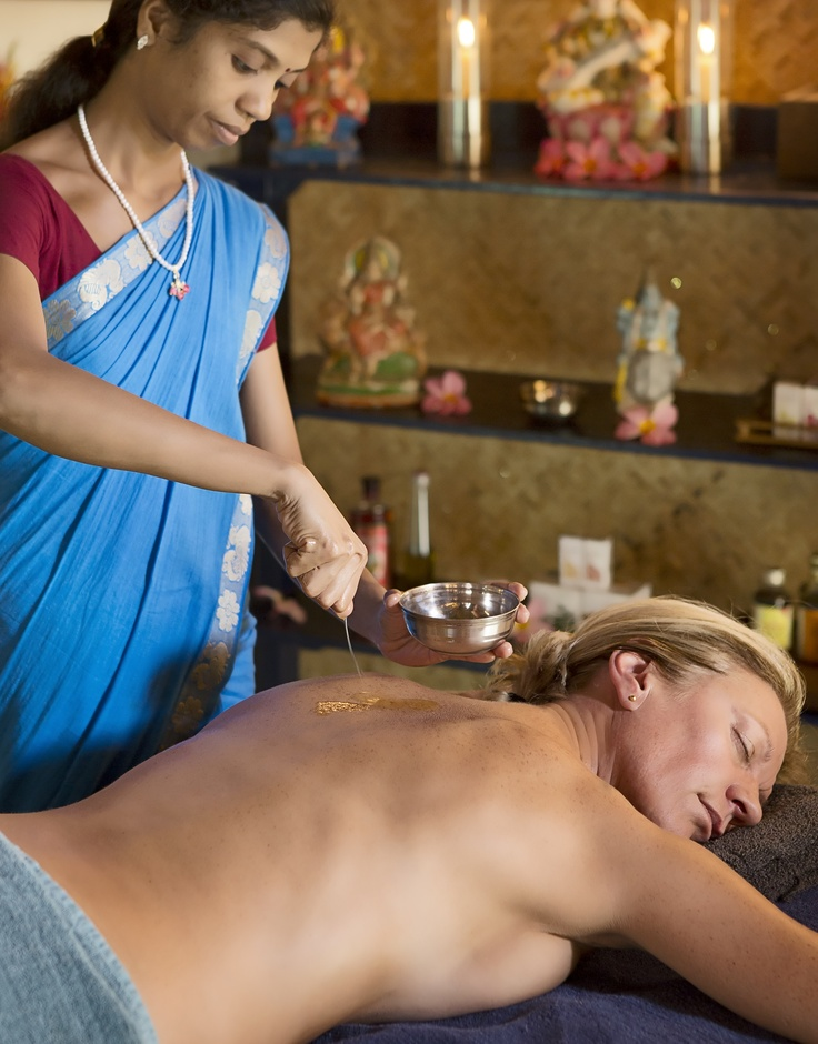 indulge in a spa session