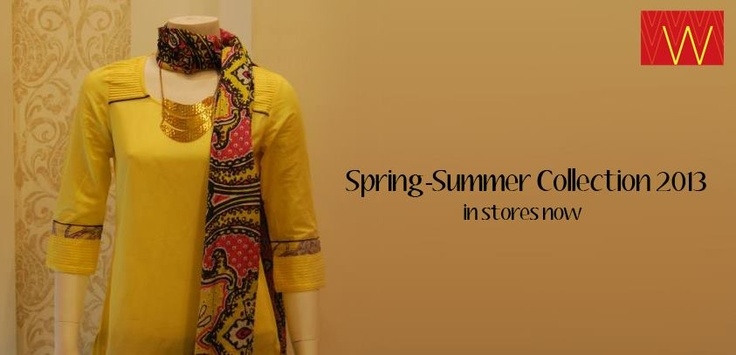 Bright, warm and pleasant. Spring-Summer Collection 2013. | W for Woman |
