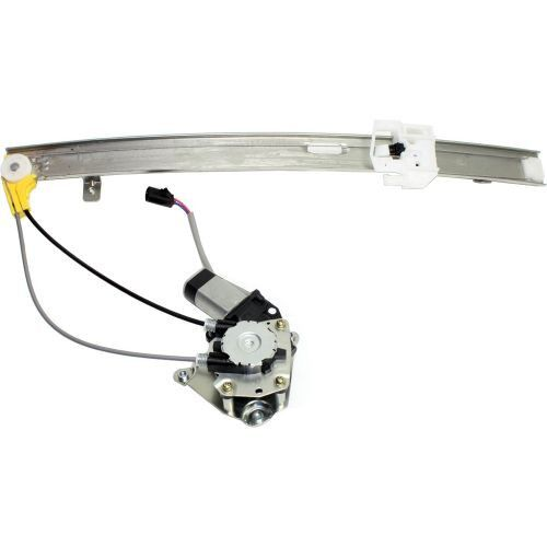 2006-2007 Jeep Liberty Rear Window Regulator LH,Power,W/Motor,Hole Style