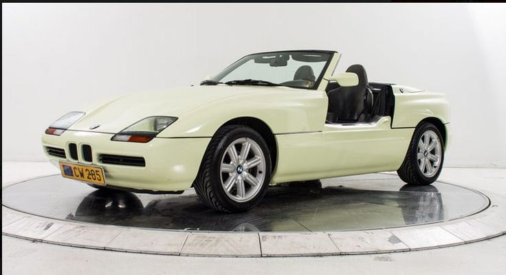 """BMW Z1, With 41,622 """"Careful Miles,"""" Yours For $55,000"""