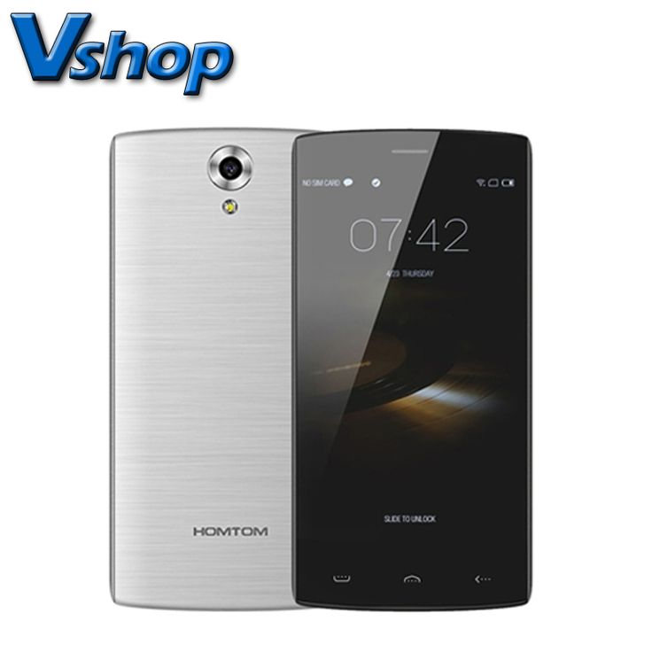 Homtom HT7 HT7 Pro Android 5.1 Mobile Phones RAM 2GB 1GB ROM 16GB 8GB Smartphone MTK6735 Quad Core Dual SIM 5.5 inch Cell Phone