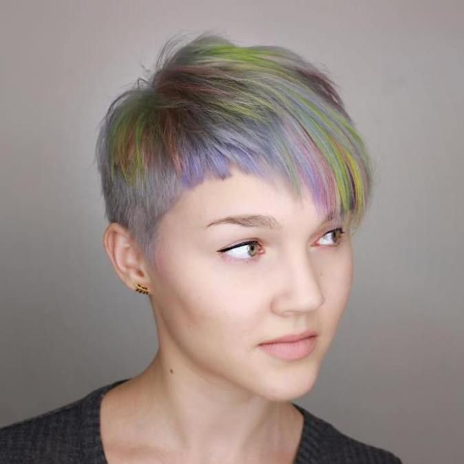 hair style ideas for best 25 pastel pixie hair ideas on pastel 7769
