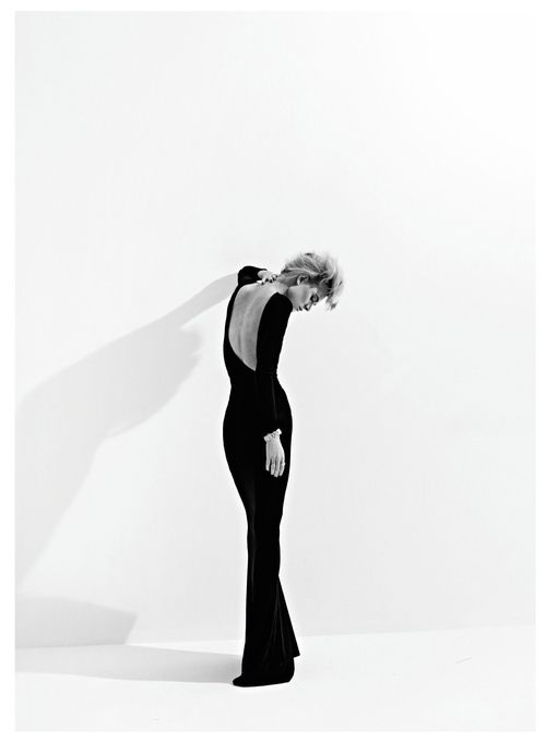 Milou van Groesen Poses in Harper's Bazaar Turkey February 2013 Cover Shoot by…