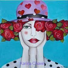 Resultado de imagen de karina chavin