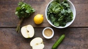 morning mojito ingredients