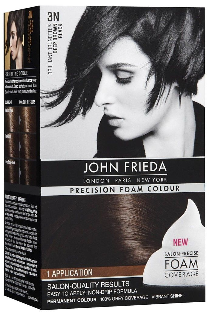 Walgreens: FREE John Frieda Precision Foam Hair Color or Perfecting Glosser