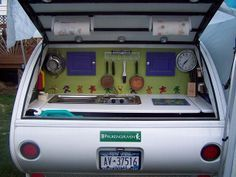 mods for little guy camper - Google Search
