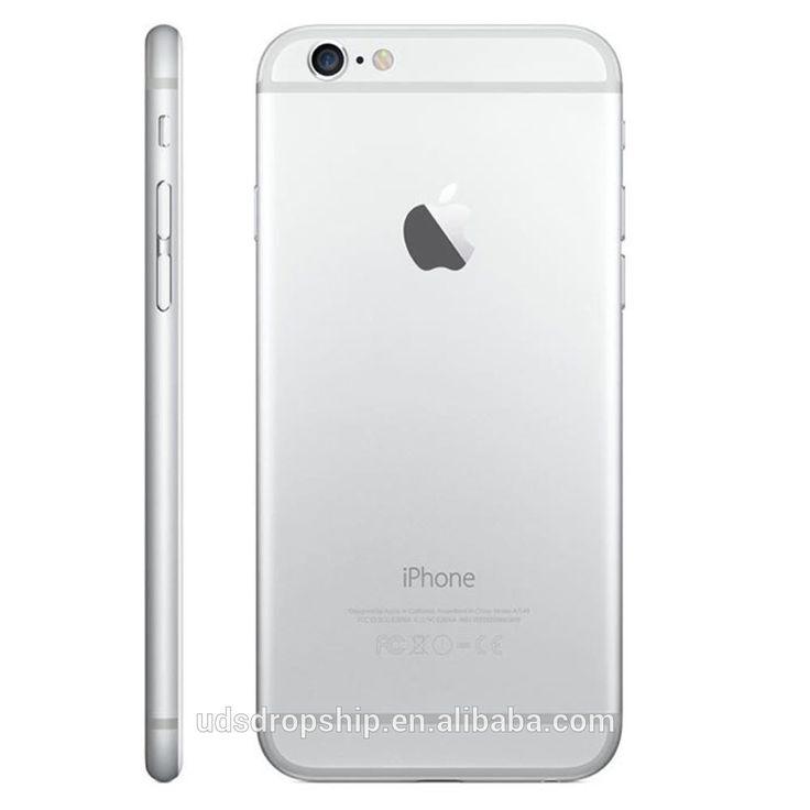 "Apple iPhone 6 Plus 4G LTE 16GB 5.5"" ( Silver ) Unlocked Mobile Phones"