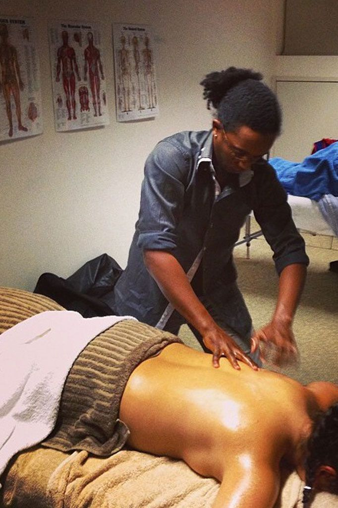 Visit our Student Clinic and enjoy a one-hour massage for only $40.