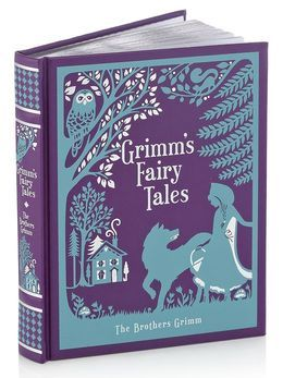 BARNES & NOBLE | Grimm's Fairy Tales (Barnes & Noble Leatherbound Classics) by Brothers Grimm | NOOK Book (eBook), Hardcover