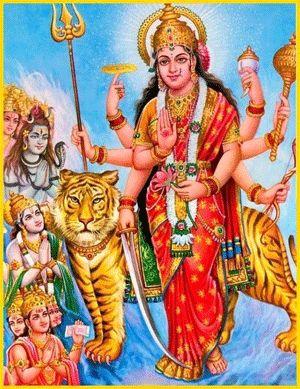 Devi Atharvashirsha eng