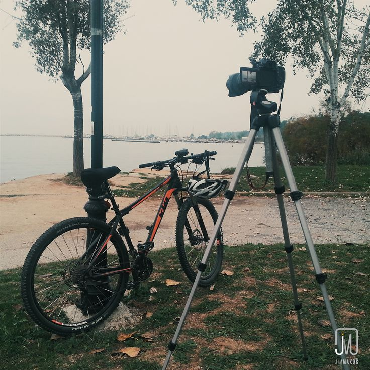https://flic.kr/p/BdTfyw | Gear for fit filmmaking | That's my gear and scenery for today's vlog. Too bad it's in Greek but you can enjoy the view. Began editing right now.  Here's the final edit: jimmakos.com/2015/11/ellinika-vs-agglika-vlog-2/