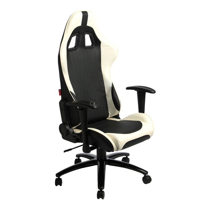 heavy duty office chair black and white - Heavy Duty Office Chairs