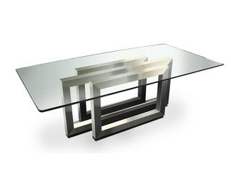 Table rectangulaire à manger REBECCA - Gonzalo De Salas