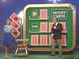 Card Sharks....Loved this show too!!! Higher!!! Lower!!!!  LOL