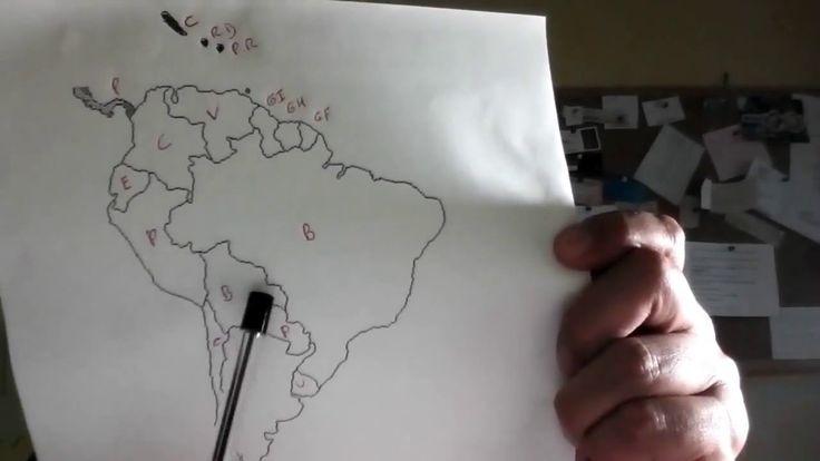 Como hablan los Peruanos, Venezolanos, Argentinos, Colombianos y otros - YouTube
