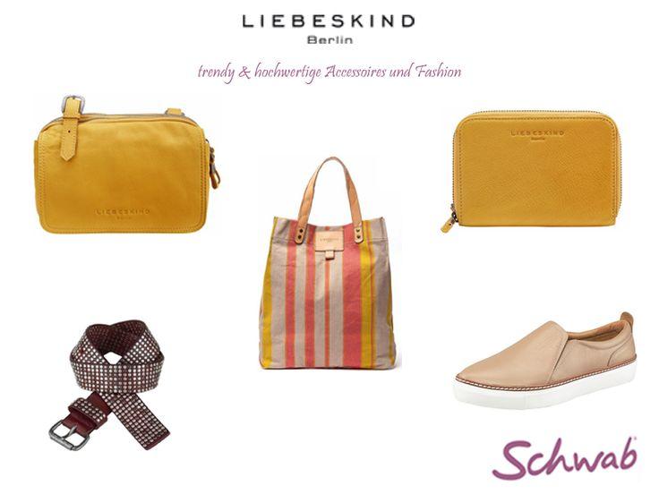 Wunderschöne Markenfashion und -Accessoires aus Berlin findet Ihr bei uns von #Liebeskind.