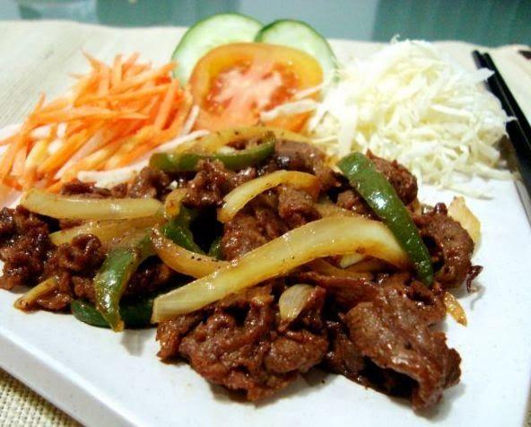 Membuat Chicken Yakiniku Hoka-hoka Bento Dirumah http://dapursaja.blogspot.com/2014/12/membuat-chicken-yakiniku-hoka-bento.html