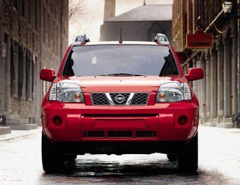 Nissan X-Trail (T30) '2004–07