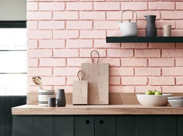 Les 25 meilleures id es concernant couleurs de peinture - Nuancier rose poudre ...