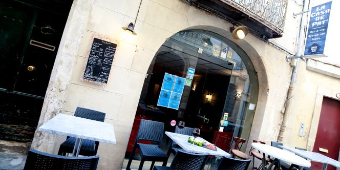 La Casa de Pat Montpellier annonce sa Soirée du 31 décembre avec une Formule à 30 euros.(® networld-fabrice chort)