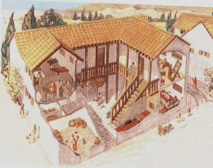 ancient greek stone courtyard household altars - Google Search