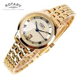 Novinka v našom eshope - Švajčiarske hodinky pre dámy kvalitnej značky Rotary teraz vo výpredajovej cene 88 Eur! http://is.gd/3IYu77