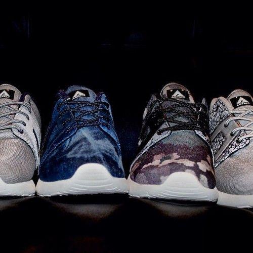 Asfvlt sneakers. Sortie prévue en janvier 2014.