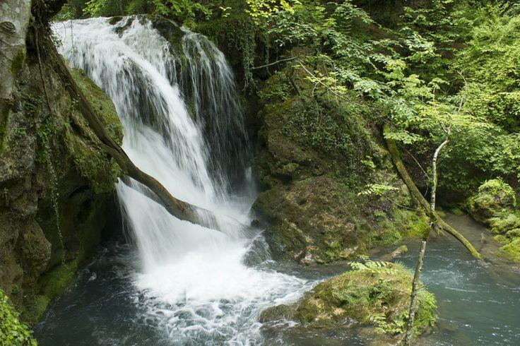 Cascada Vaioaga by Ioana Andra on 500px  Văioaga Waterfall, Cheile Nerei-Beuşniţa National Park via: http://500px.com/photo/69152575/cascada-vaioaga-by-ioana-andra