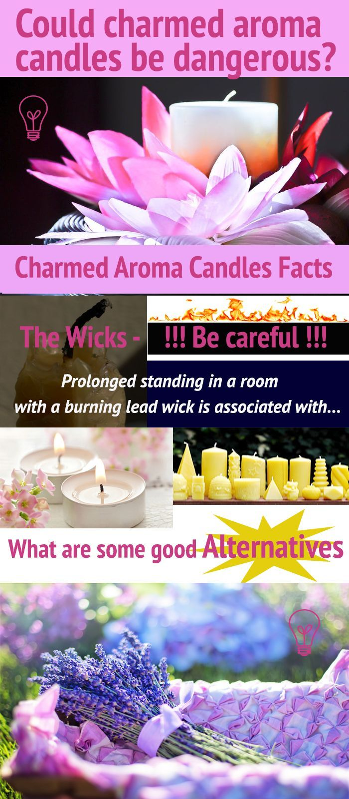 When talking about charmed aroma candles facts could be shocking, though. Let's look things backward – what are candles made of actually? What are some good alternatives? #organic #candles #alternatives