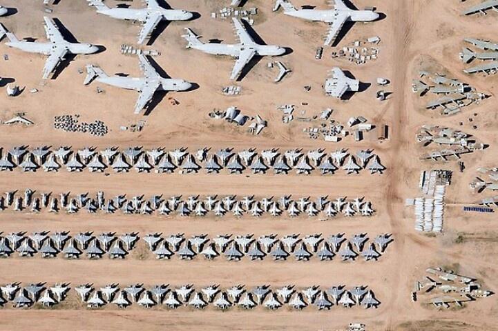 Lots a planes !