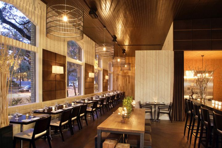 Local 11 Ten Restaurant by Rethink Design Studio, Savannah – Georgia » Retail Design Blog