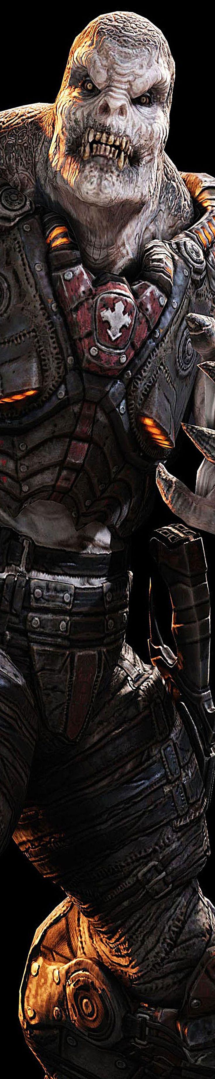 Gears Of War 3 - Drones