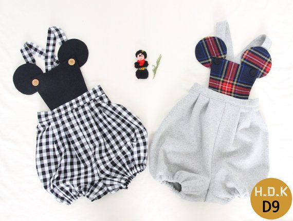 baby sewing pattern pdf/mickey mouse kids romper / Body suits/ children clothing/Toddler sewing pattern/ 2T-7years