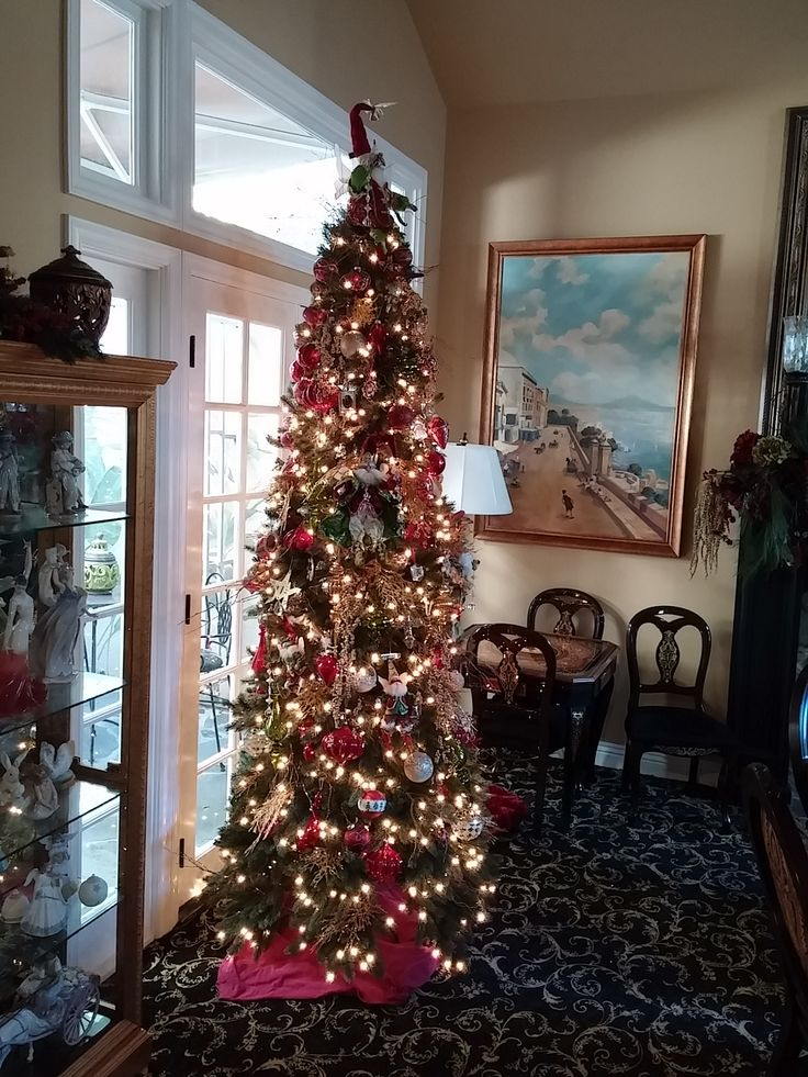 LIving Room Fairy Tree