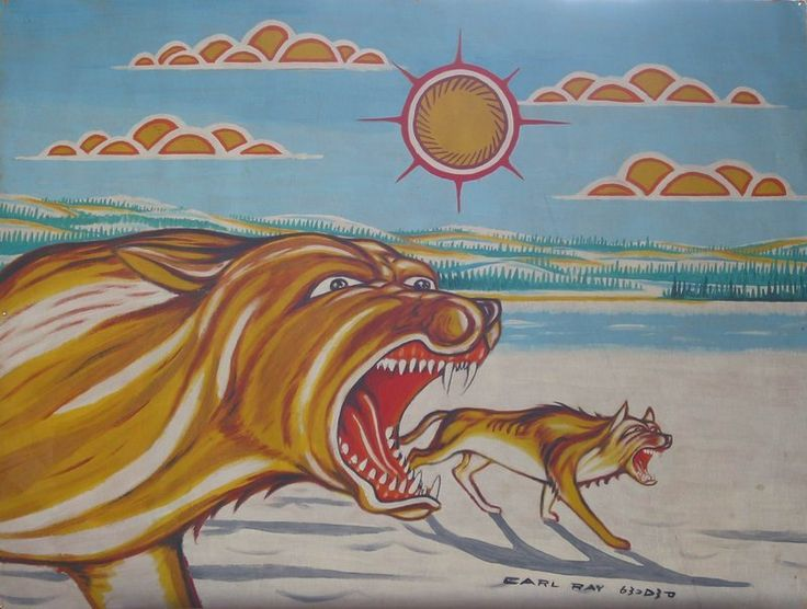 carl ray canadian aboriginal artist For Sale | Antiques.com | Classifieds kp