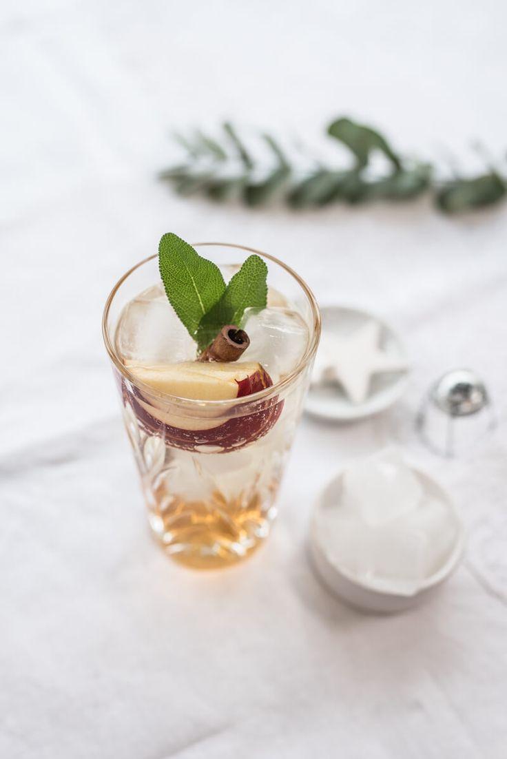 Apple & Sage Winter Spritz und vom highfoodalitastic Supper Club in der Henkell Sektmanufaktur – Chris O.