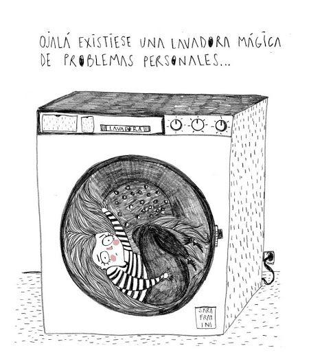 B2 - Ojalá + Imperfecto de Subjuntivo para expresar deseos imposibles refiriéndonos al presente. Ilustración de Sara Fratini.