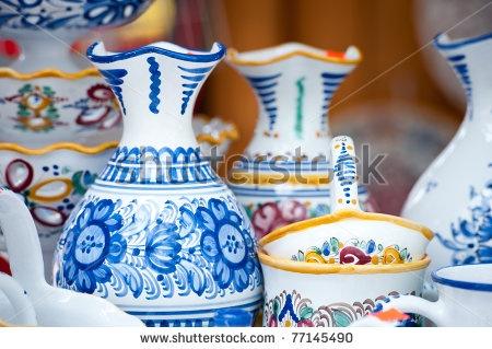 Modra Ceramics From Slovakia