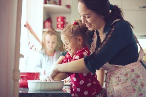 Domáce práce majú v živote detí obrovský význam