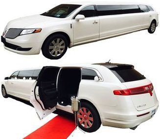 Stretch Limo for Weddings, Chicago Wedding Limo Service, Wedding Limos