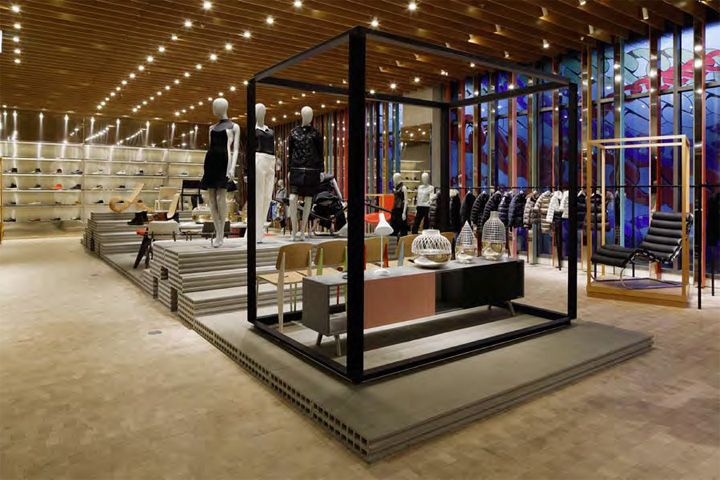 My Boon shop by Jaklitsch / Gardner Architects, Seoul store design